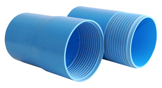 Pipe for threaded wells R - 10