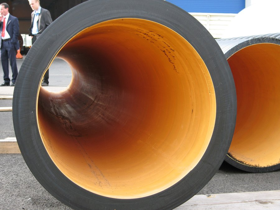 «BIGPIPE» pipes for pressure application