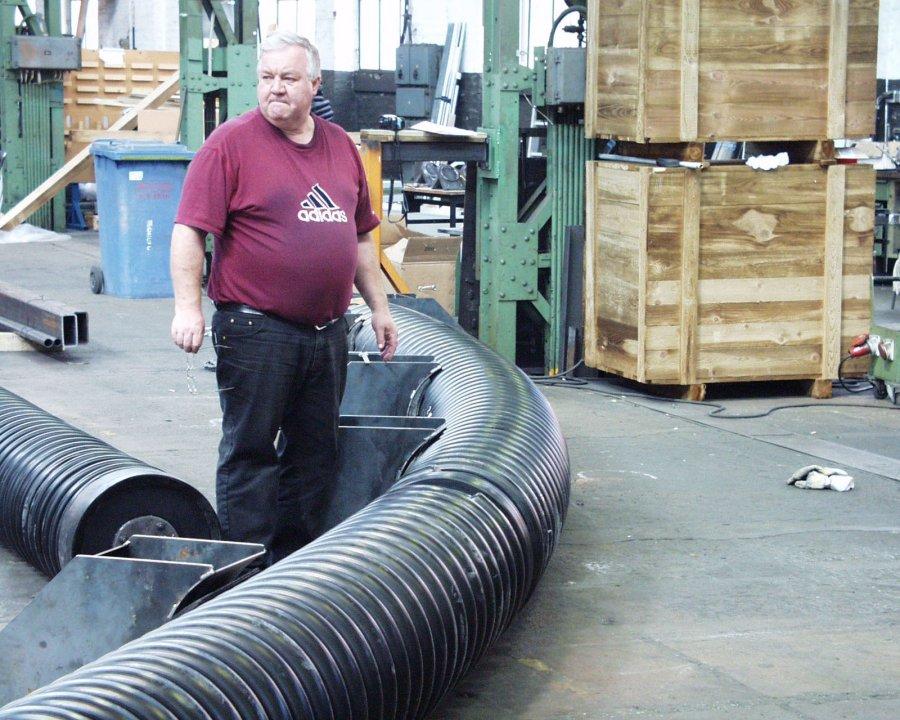 Профилированные трубы «БИГКАН» для безнапорных трубопроводов