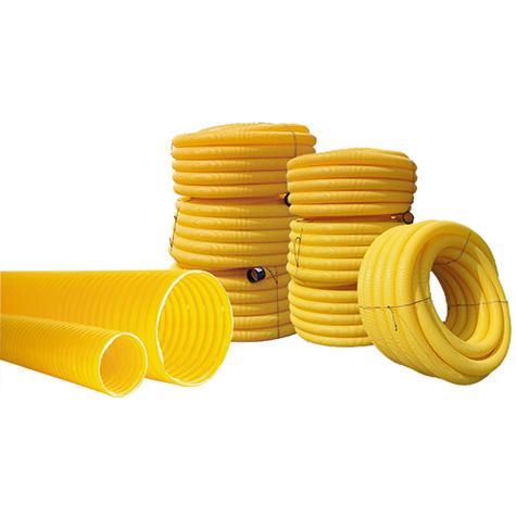 PVC-U drain pipes