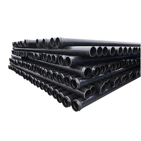Трубы для водопроводных сетей из НПВХ