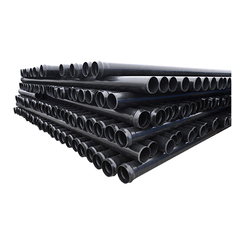 PVC-U pipes for water-supply systems