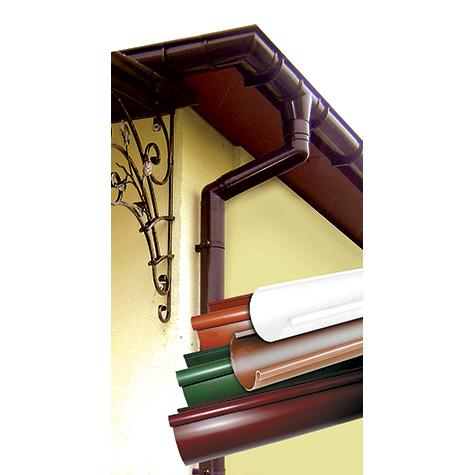 PVC-U rainwater system
